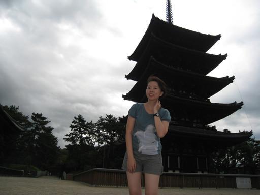 福興寺的五重塔