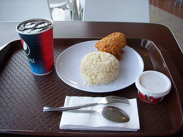馬來亞的KFC
