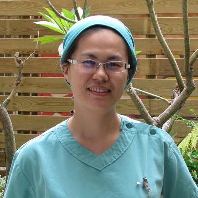 產房護理長 - 呂瓊瑤