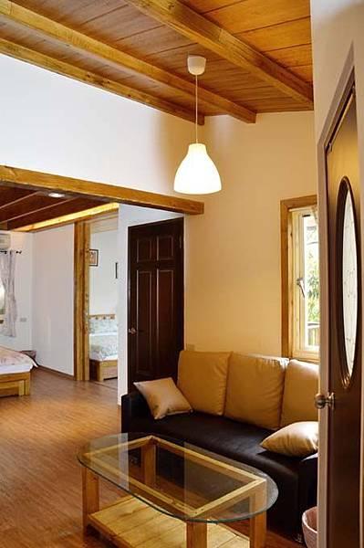 家庭木屋客廳