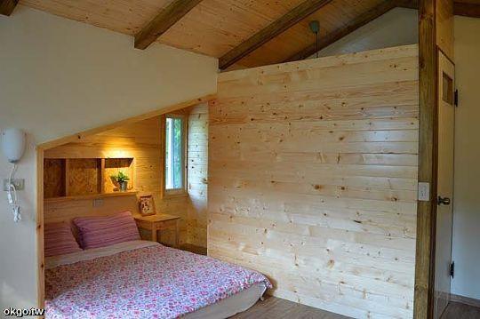 家庭木屋閣樓