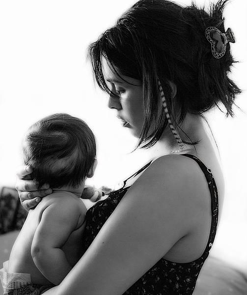 誰都不想當個有了孩子就失去自由的媽