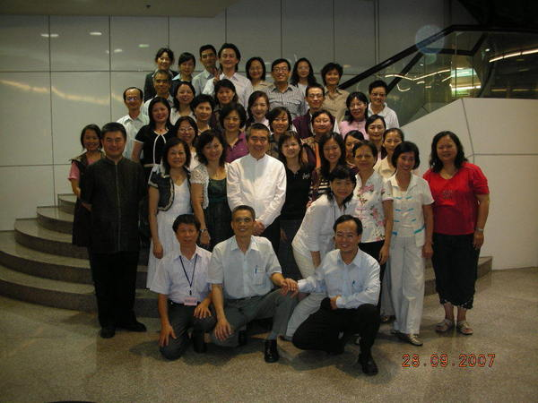 2007/09/28桃園婦女館演講