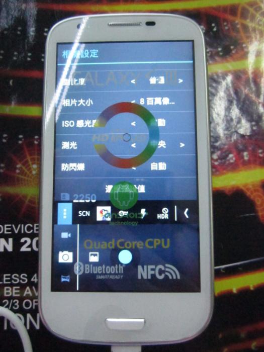 S3 4.7吋 6575 4G ROM  13