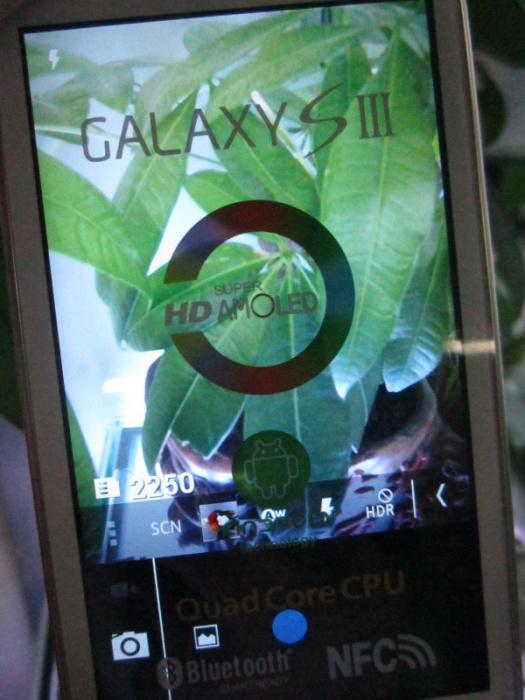 S3 4.7吋 6575 4G ROM  14