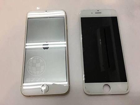 iphone6畫面好奇怪