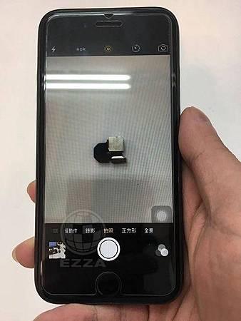 iphone6s後鏡頭故障