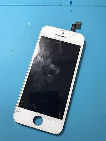 IPHONE5S 摔破面板