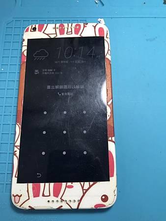 HTC816泡水不開機