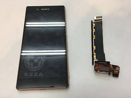 Sony Z3+充電異常