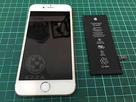 iphone6換電池