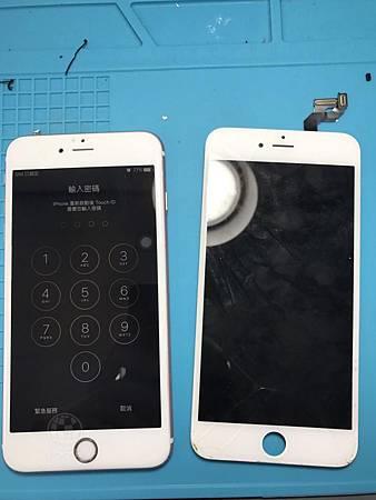 IPHONE 6S+觸控液晶NG
