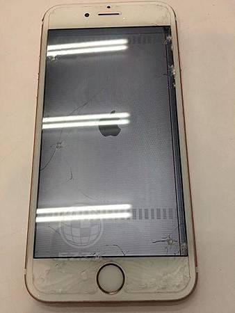 iphone6s畫面好奇怪