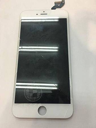 iphone6s+面板破裂