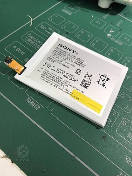 Z3更換電池(1)