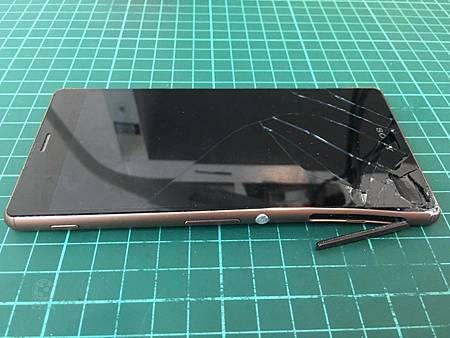 Sony Z3悲慘的下場