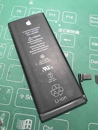 I6更換電池