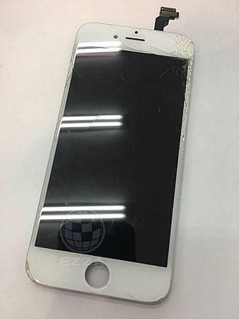 iphone6面板破裂