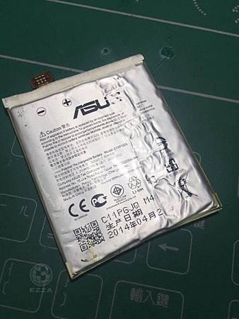 ZF5更換電池