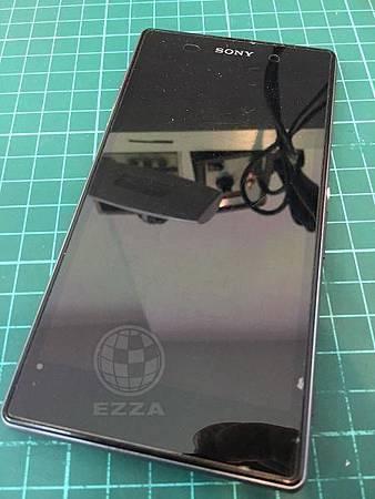 Sony Z1更換面板