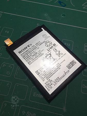 Sony Z5更換電池