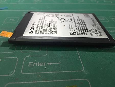 Z5電池膨脹