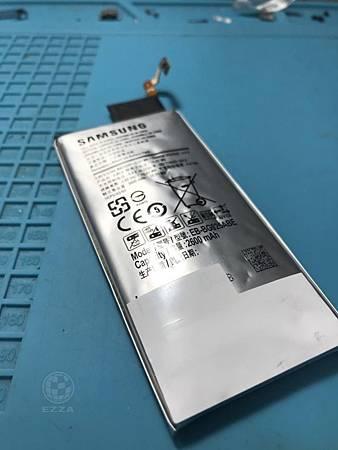 三星s6 edge電池膨脹