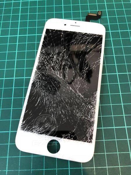 iphone6s面板破裂