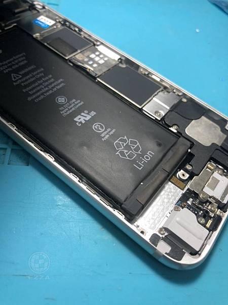 IPHONE6電池突變