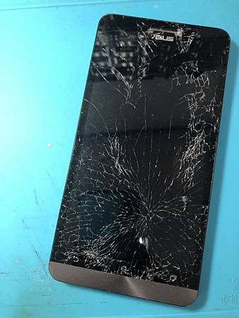 Zenfone 6蜘蛛網