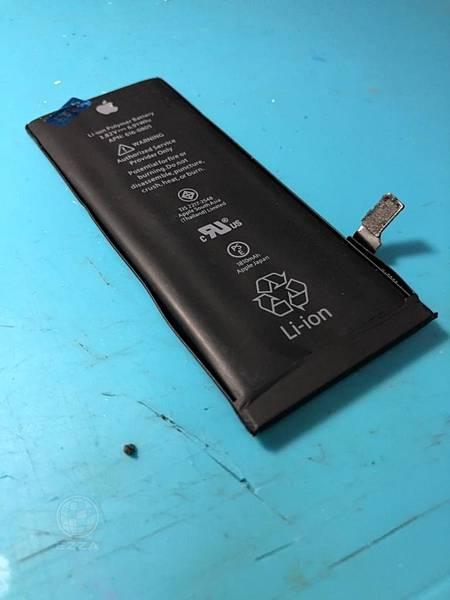 IPHONE6再次換電池