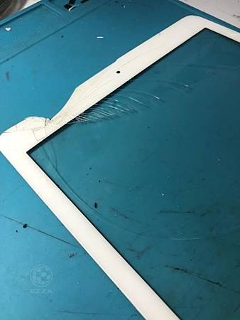 IPAD AIR面板破碎
