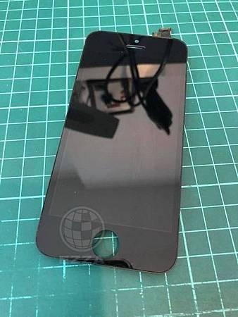 iphone5S更換面板