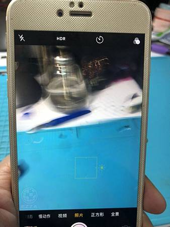 IPHONE6P相機模糊