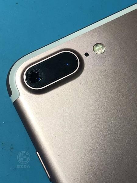 IPHONE7+鏡片破裂