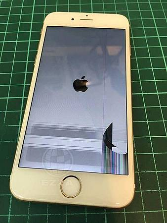 iphone6液晶顯示異常