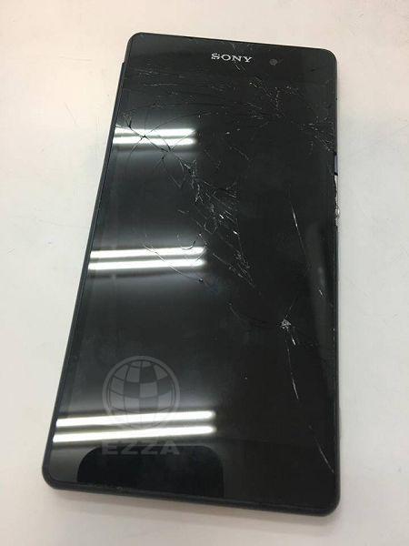 Sony Z2面板破裂