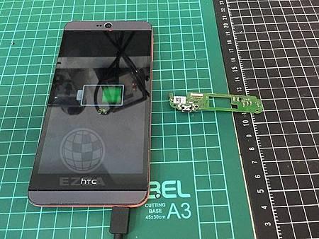 HTC 826充電完全沒反應