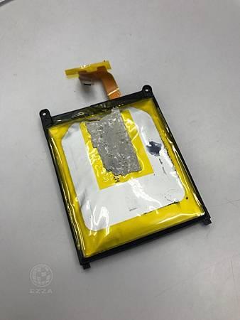 Z2電池膨脹