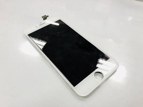 Iphone6液晶不顯示