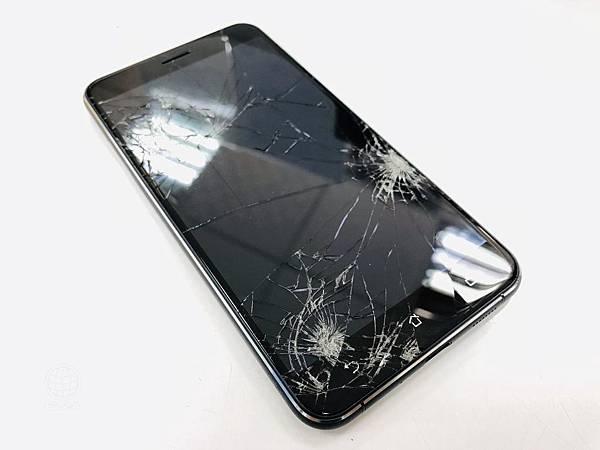 ZenFone 3面板破裂