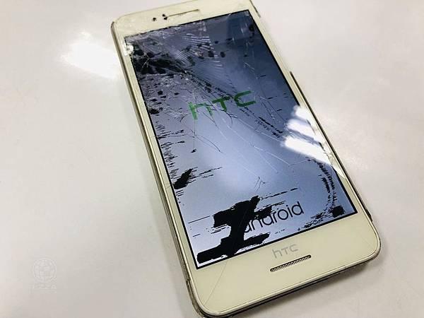 HTC728 液晶損壞