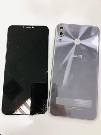 ZenFone 5Z更換面板