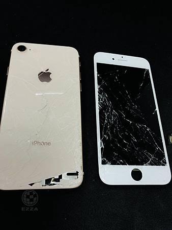 IPHONE8 面目全非