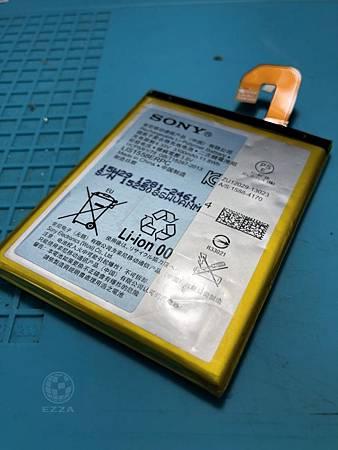 SONY Z3電池膨脹啦