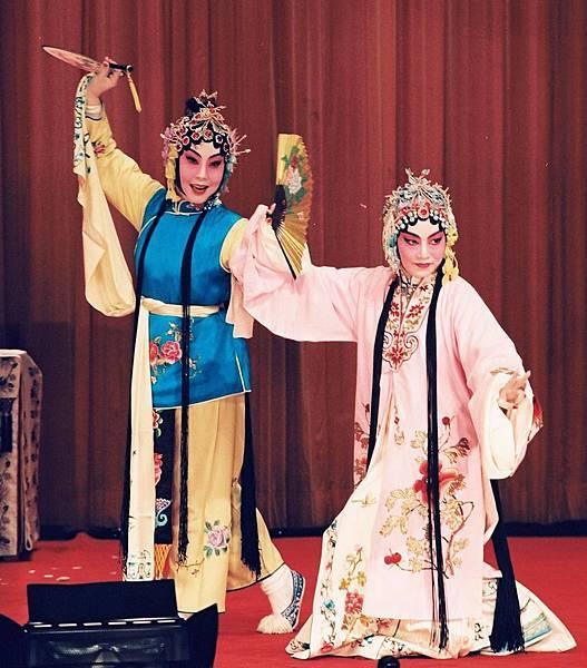 遊園2(詹媛、周蕙蘋)1996 裁切