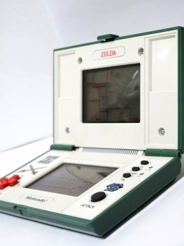 25052286:[Game & Watch] Zelda開箱文