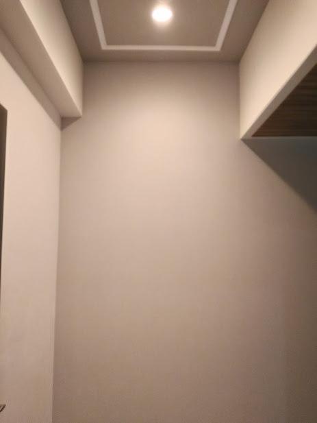 玄關牆跳色