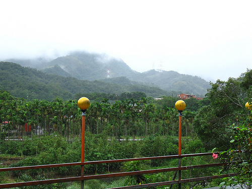 雙溪鄉山景 (by ShuLin)
