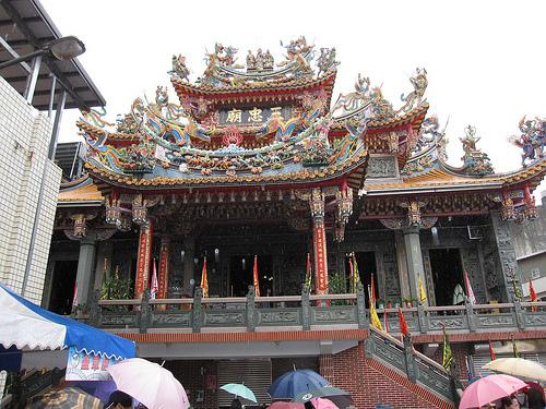 三忠廟 (by ShuLin)